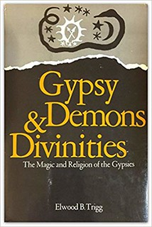 Gypsy Demons and Divinities : The Magic and Religion of the Gypsies - Elwood B Trigg