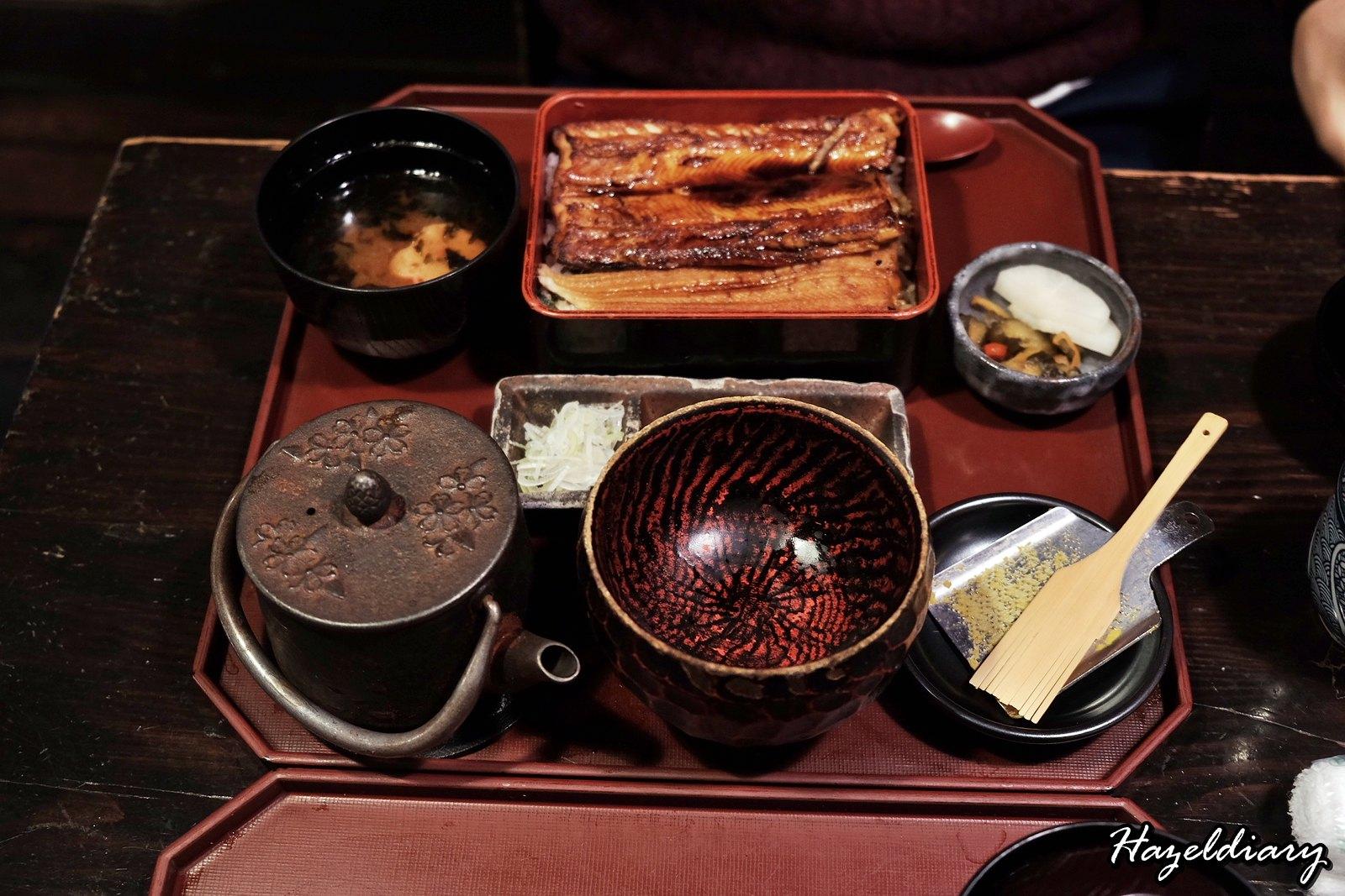 Nihonbashi Tamai-Anago-Hakomeshi-1