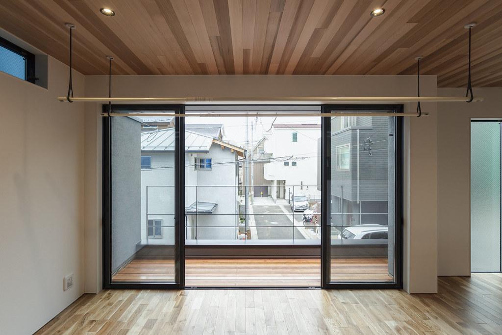 埼玉県さいたま市の家