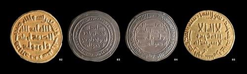 Dinar and dirham, Omayyad period
