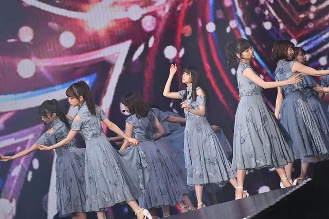 2019.01.26「第14回 KKBOX MUSIC AWARDS in Taiwan」乃木坂46 @台北小巨蛋