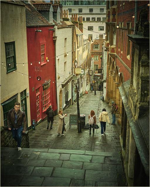 Bristol - Christmas Steps
