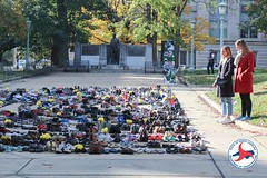NC Vision Zero (GHSP) hosts Memorial Display for World Day of Remembrance for Road Traffic Victims 11/18/2018