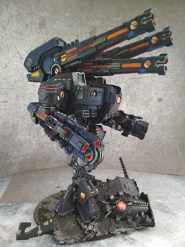 KX139 Taunar Supremacy Armour with Battlesuit Commander00022