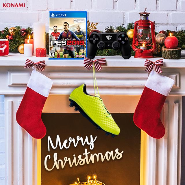 Konami - PES 2019