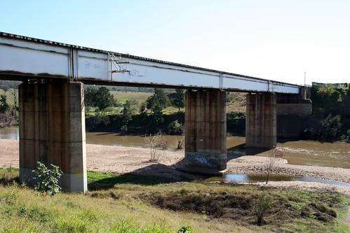 Hunter River Bridge Singleton