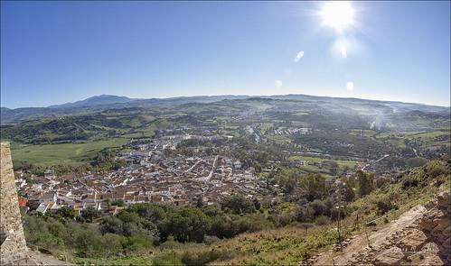 Panorama_de Jimena de la Frontera