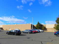 Closed Sears (Eastfield Mall, Springfield, Massachusetts)