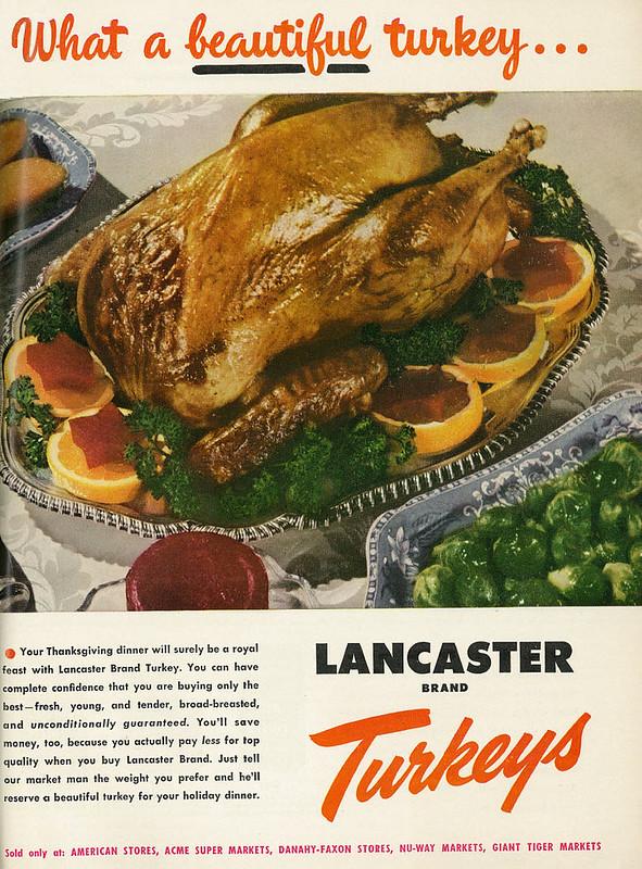 Lancaster 1950