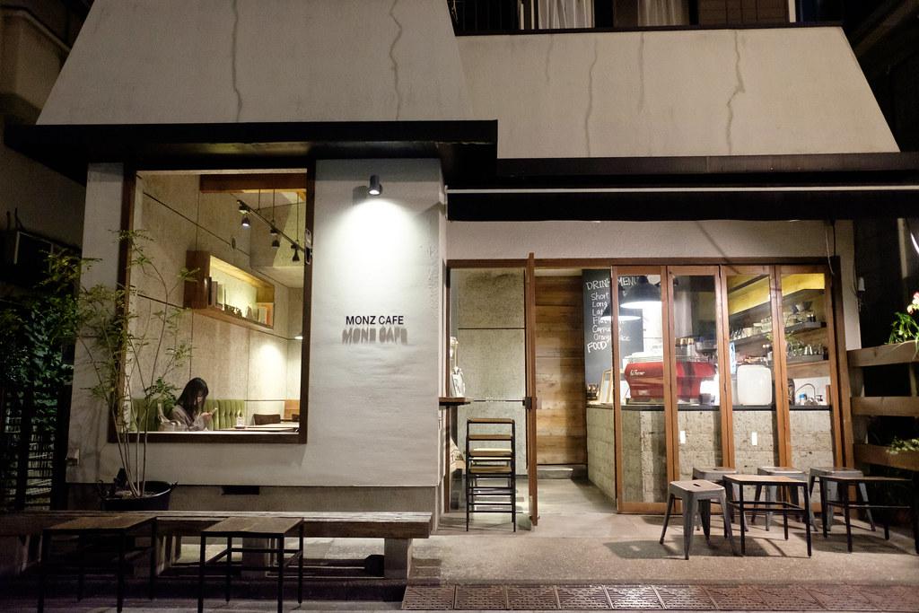 MONZ CAFE 2018/11/16 X7001235