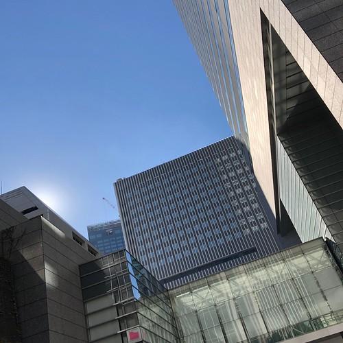 虎の門病院の新病棟ビル