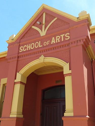 School of Arts, Finley, NSW