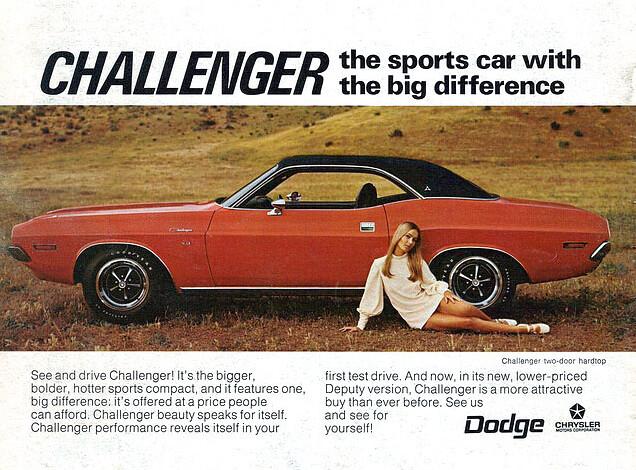 1970 Dodge Challeger