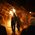 Biggar Hogmany Bonfire 2018