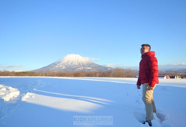 hokkaido itinerary mt yotei niseko