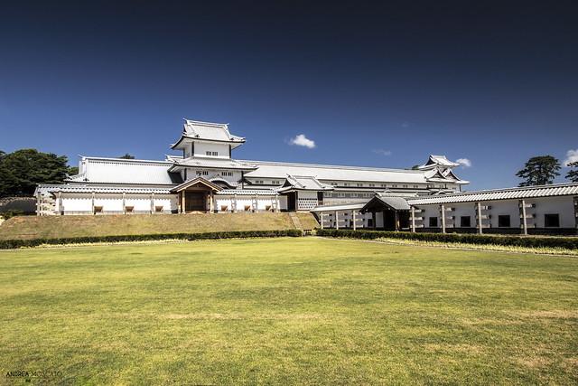 Kanazawa Castle - Kanazawa (Japan)