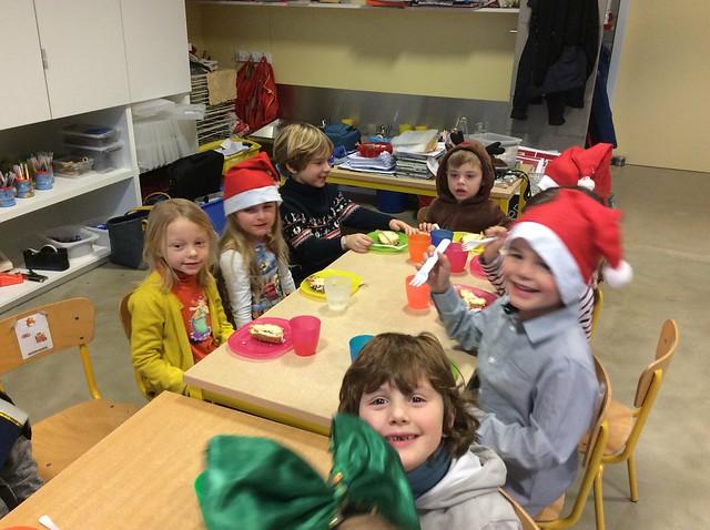 3kk Kerstfeest In De Klas