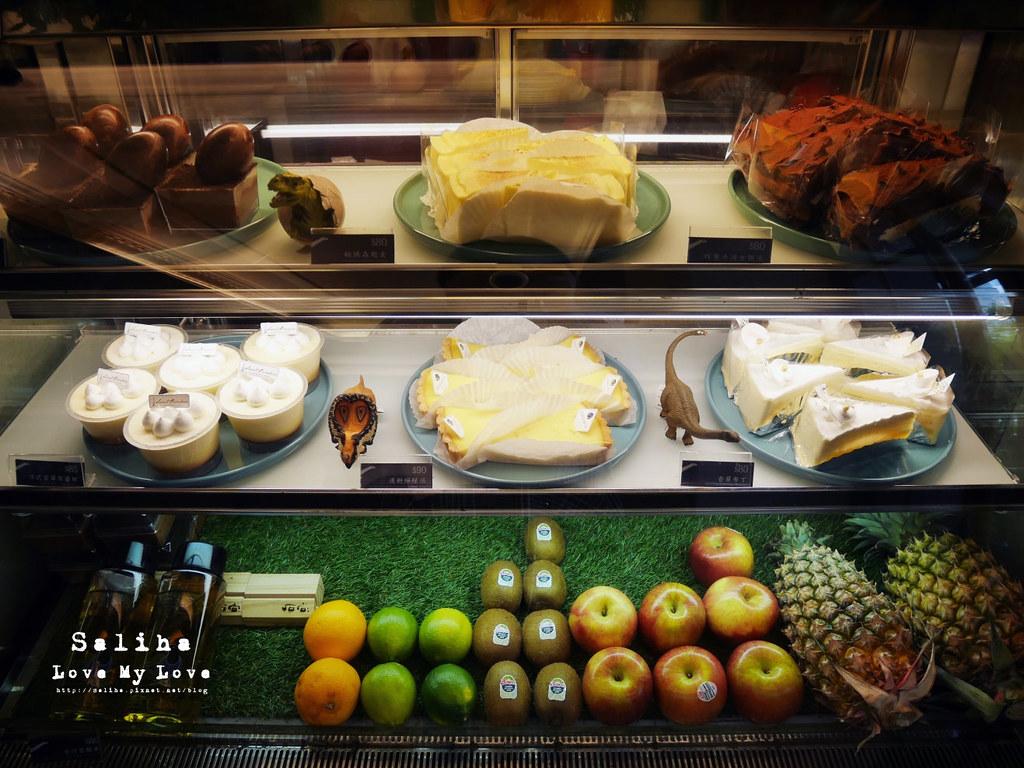 台北車站親子餐廳台灣博物館石尚恐龍主題餐廳恐龍咖啡館 (2)