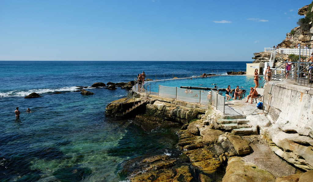 Bronte Baths, Sydney, Australia
