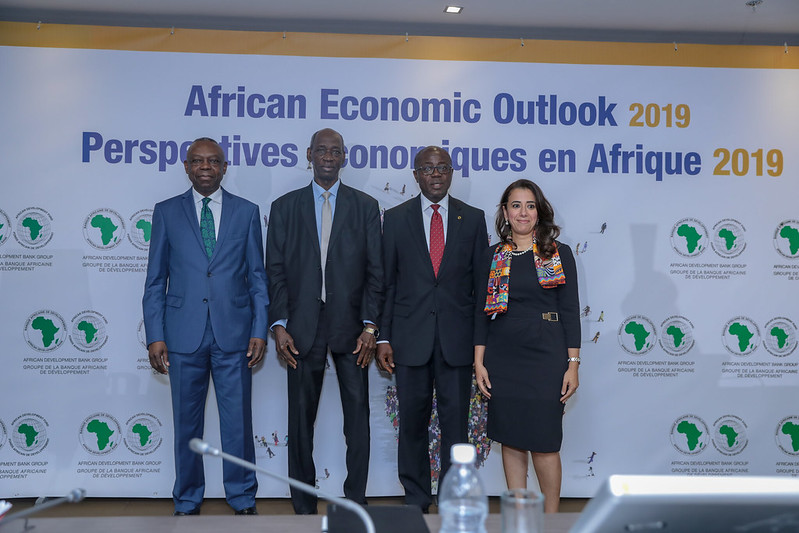 Launch of the African Economic Outlook