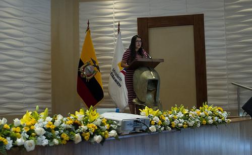 Conferencia Estrategias para el cambio educativo Nueva Escuela - Quito