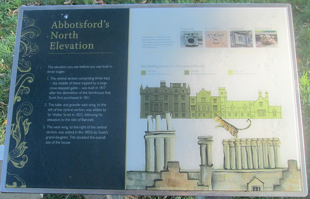Abbotsford Information Board