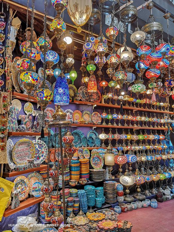 2018 Turkey Istanbul Grand Bazaar 3