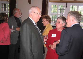 New Retirees Reception 2005