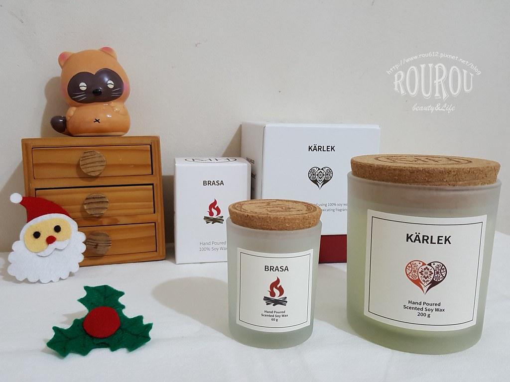 Vana Candles大豆蠟燭3