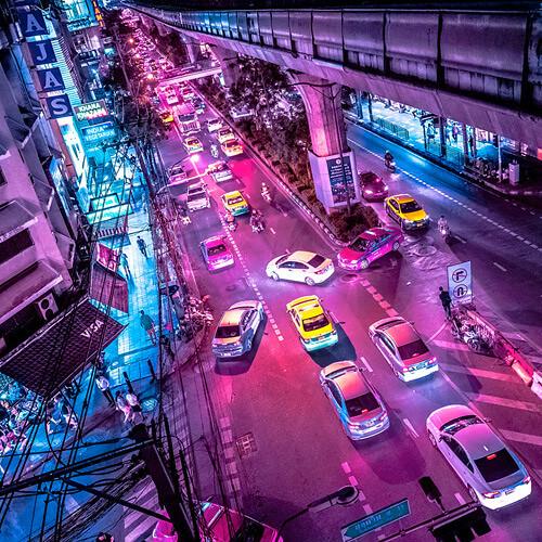 第 13 夜:神秘的曼谷失眠治療大師