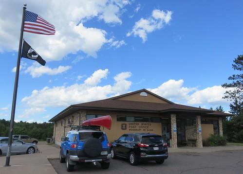 Post Office 54568 (Woodruff, Wisconsin)