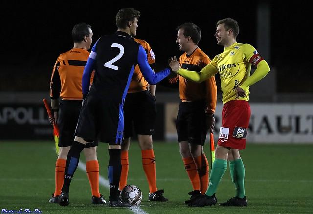 Beloften Club Brugge - KV Oostende Beloften