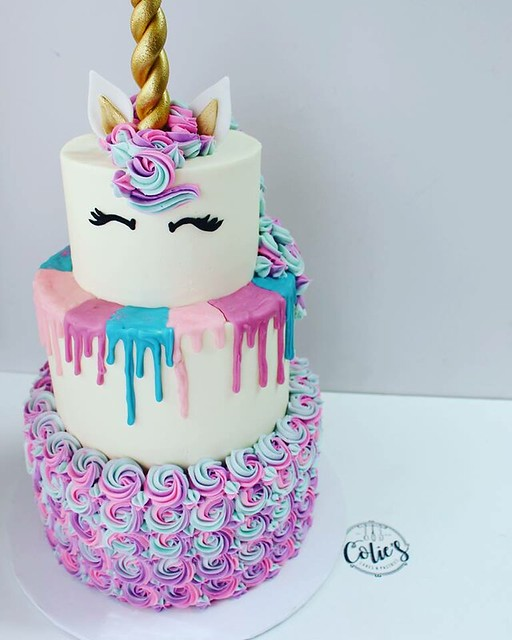 Unicorn Cake by Colie's Cakes & Pastries