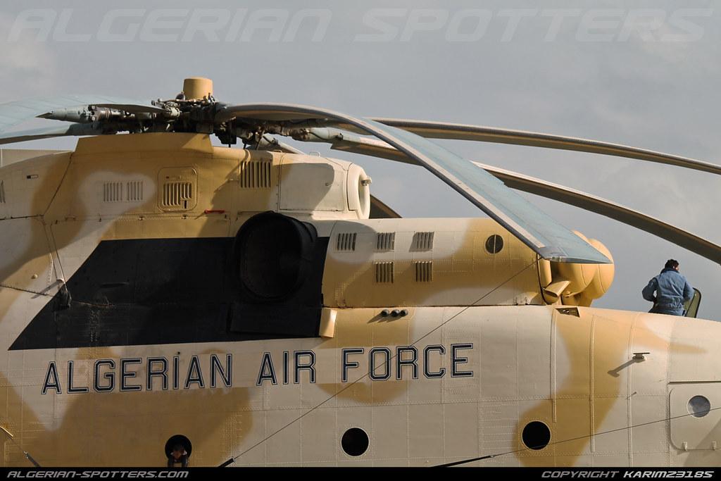 صور المروحيات الجزائرية  MI-26T2 - صفحة 23 45170710674_14b5cba98a_b