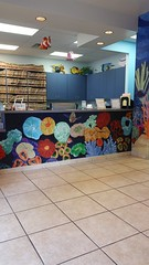 Reception area at Helotes Pediatric Dentistry & Orthodontics San Antonio TX
