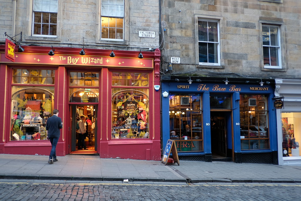 The Boy Who Lived | One Day in Edinburgh