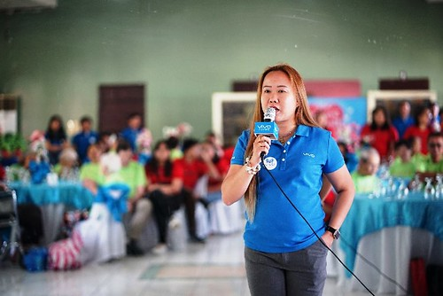 Vivo Philippines HR Director Ms. Nerissa Choy