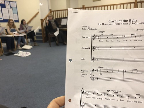 Choir carols