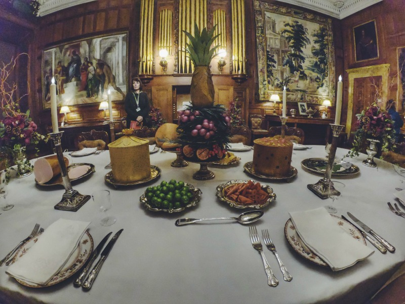 Table for Christmas Kingston Lacy