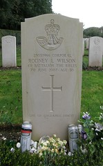 Corporal Rodney L. Wilson