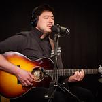 Thu, 13/12/2018 - 12:27pm - Mumford & Sons Live in Studio A, 12.13.18 Photographer: Gus Philippas
