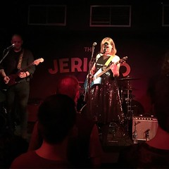 Great gig at @jerichotavern @shemakeswar was awesome. Don't leave it so long next time? :blush:
