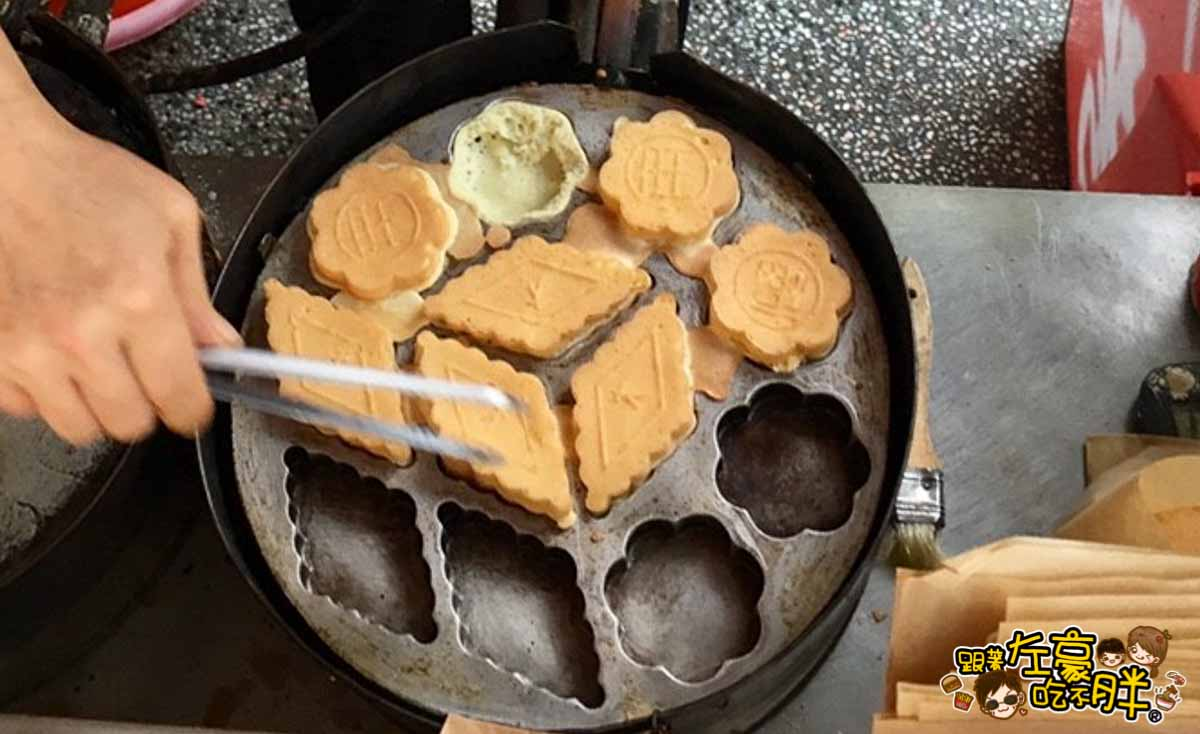 學甲雞蛋糕 台南美食小吃-5