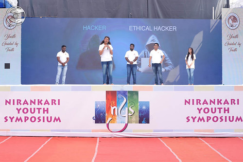 A programme by young devotees