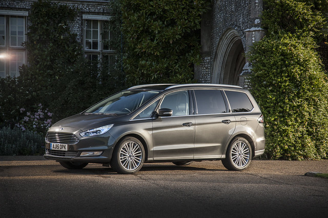 Comprar Ford Galaxy
