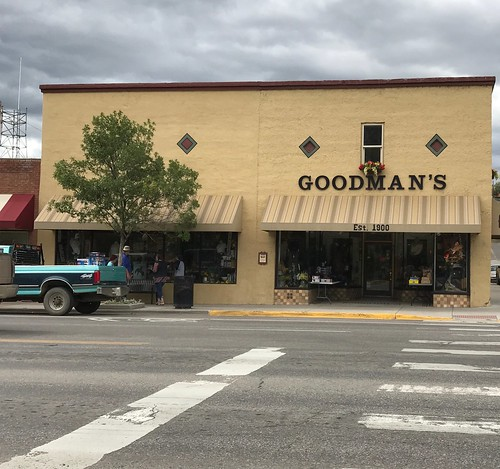 Goodman's Department Store. From History Comes Alive in Pagosa Springs, Colorado