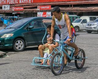 Pedicab Activity