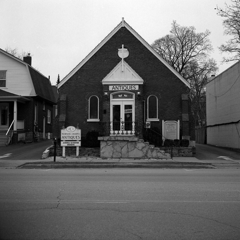 The Turner Chapel
