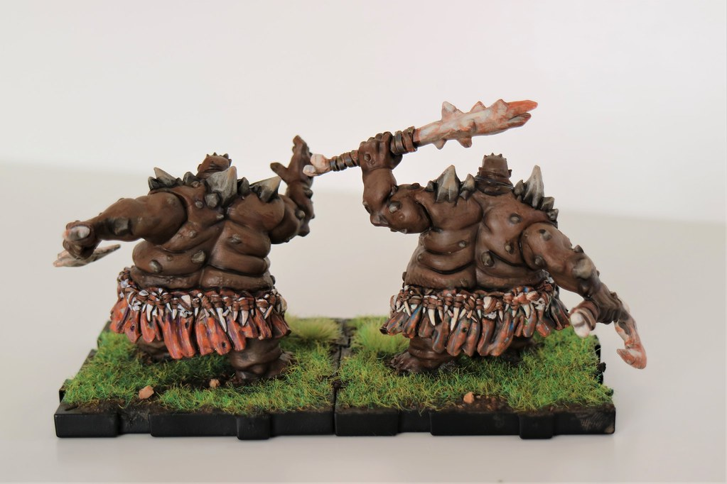 Runewars Miniatures Obscenes Back