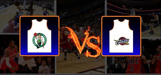 Boston Celtics-Cleveland Cavaliers Jan 23 2019